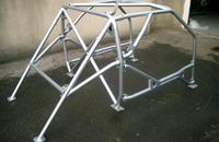 Mitsubishi Shogun Roll Cage