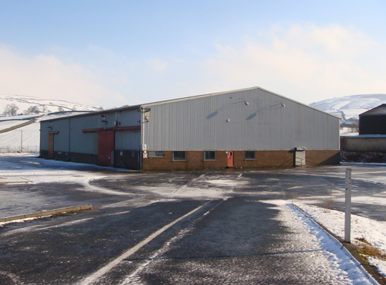 Protection & Performance new premises in Barnoldswick