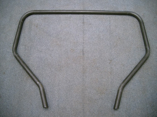 Land Rover Defender external roll cage hoop to load bed (50.8mm/2 inch)