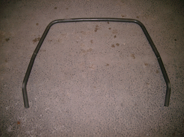 Suzuki Jimny external roll cage rear hoop to sills (45mm/1.75 inch)