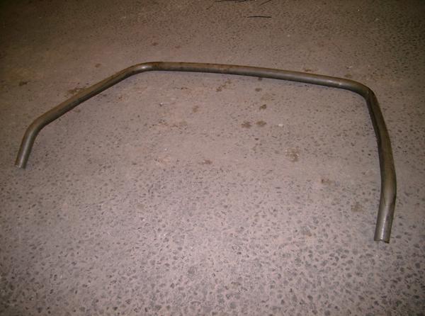 Suzuki Vitara external roll cage front hoop to scutle (45mm/1.75 inch)