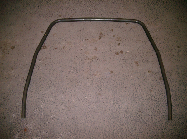 Suzuki Jimny external roll cage hoop to sills (45mm/1.75 inch)