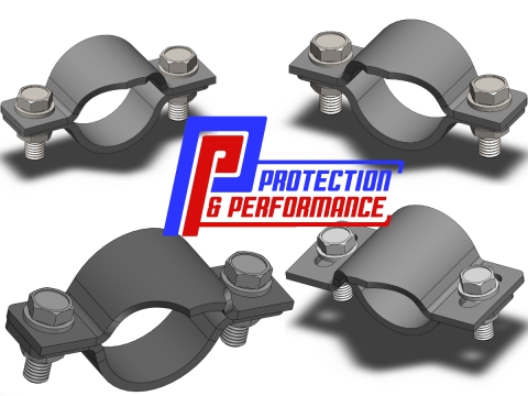 Various Protection & Performance saddle sizes