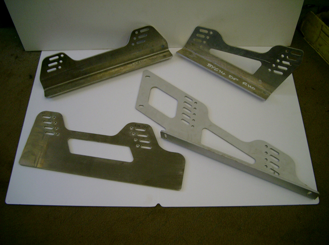 Various Protection & Performance seat mountings